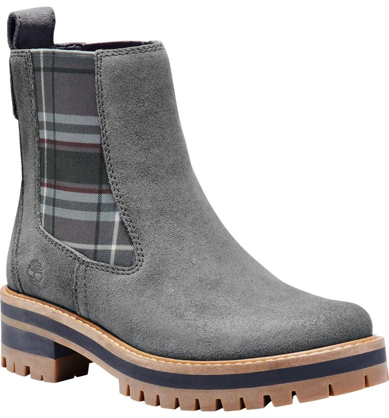 TIMBERLAND Courmayeur Valley Chelsea Boot, Main, color, 022