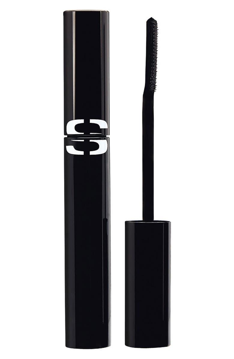 SISLEY PARIS Mascara So Intense Fortifying Volumizing Mascara, Main, color, DEEP BLACK