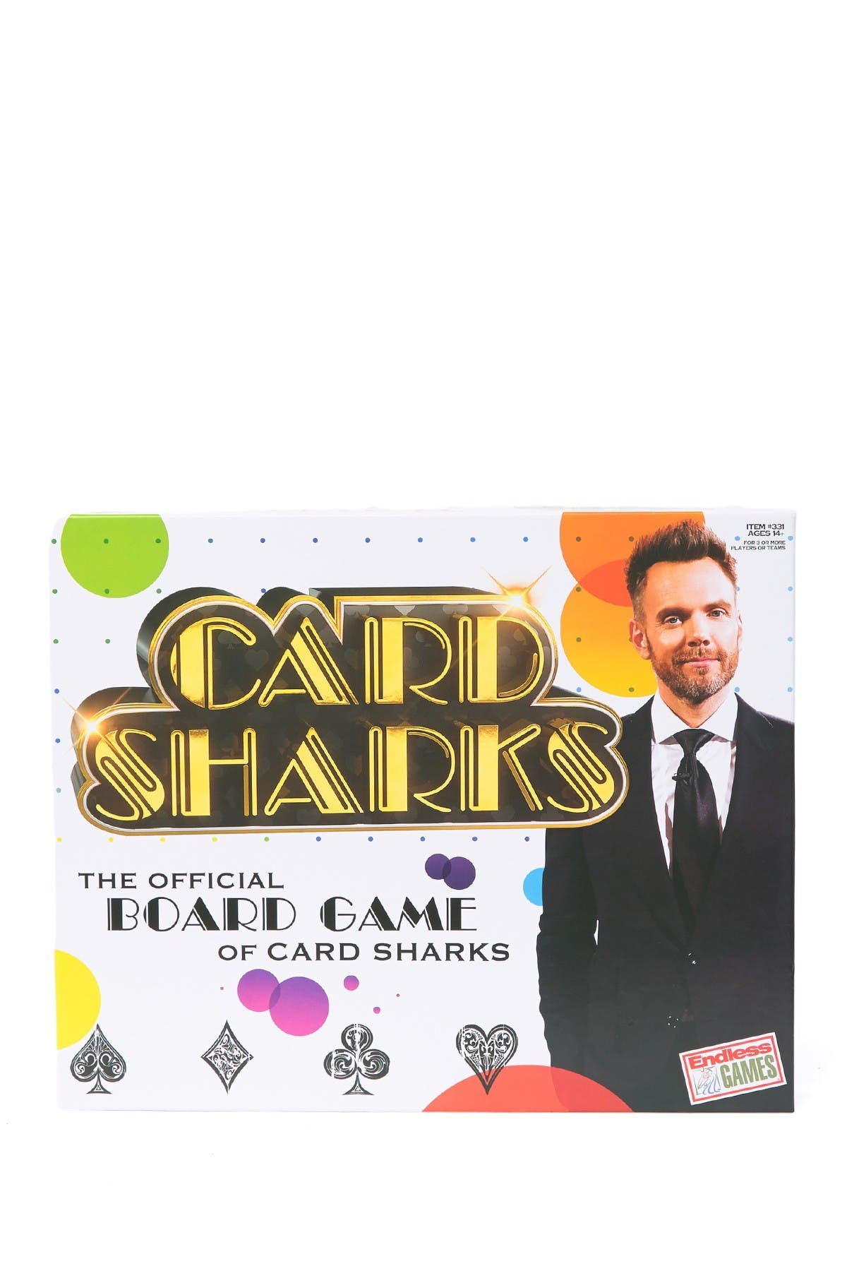 Image of Endless Games Card Sharks Board Game