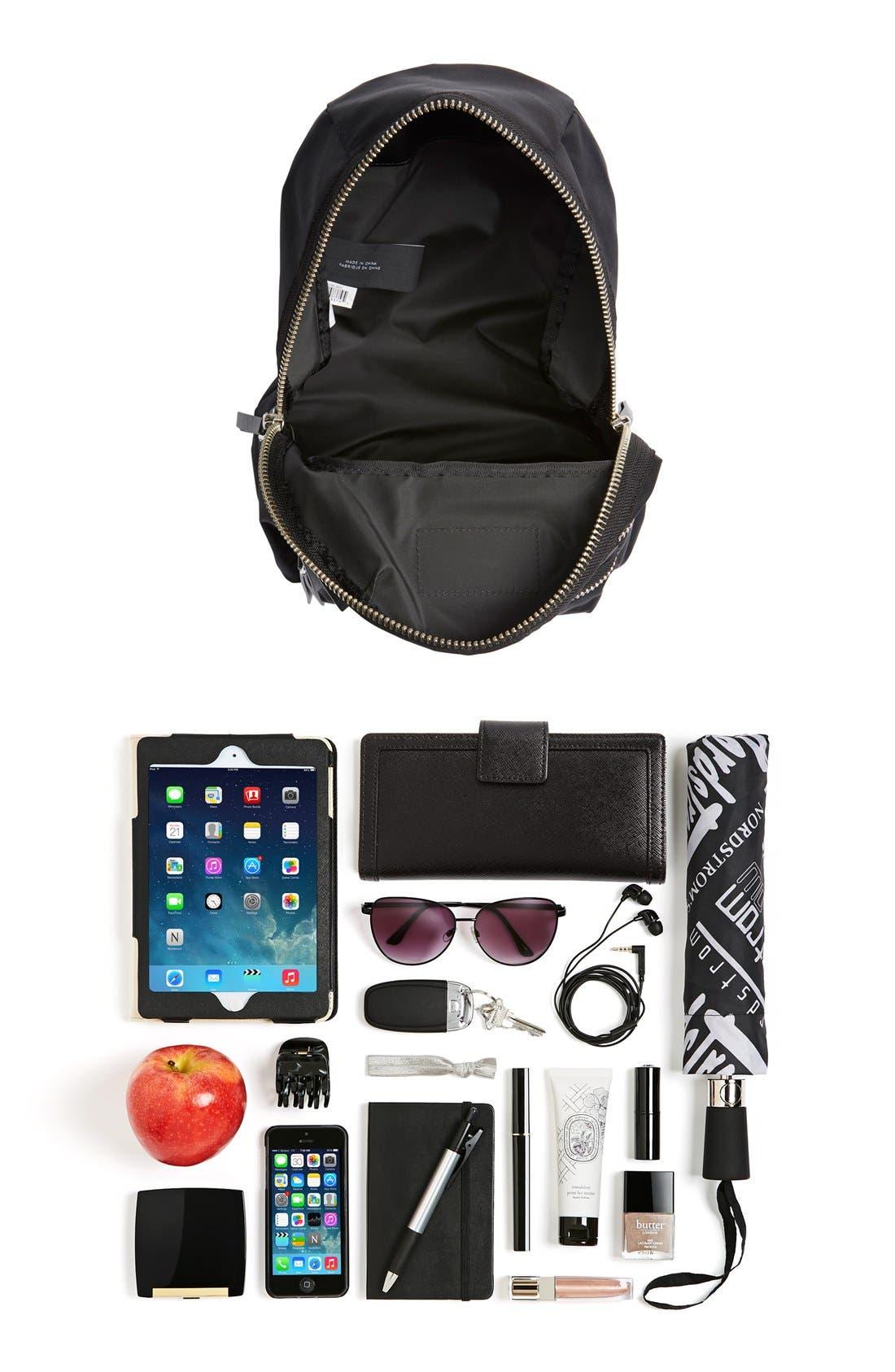 ,                             'Mini Biker' Nylon Backpack,                             Alternate thumbnail 10, color,                             400