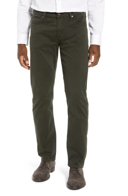 Liverpool Cottons RELAXED FIT STRETCH COTTON PANTS