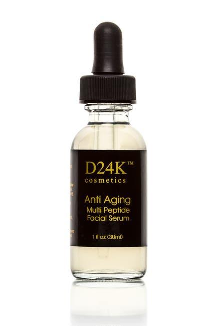 Image of Yuka Skincare Anti Aging Multi-Peptide Facial Serum