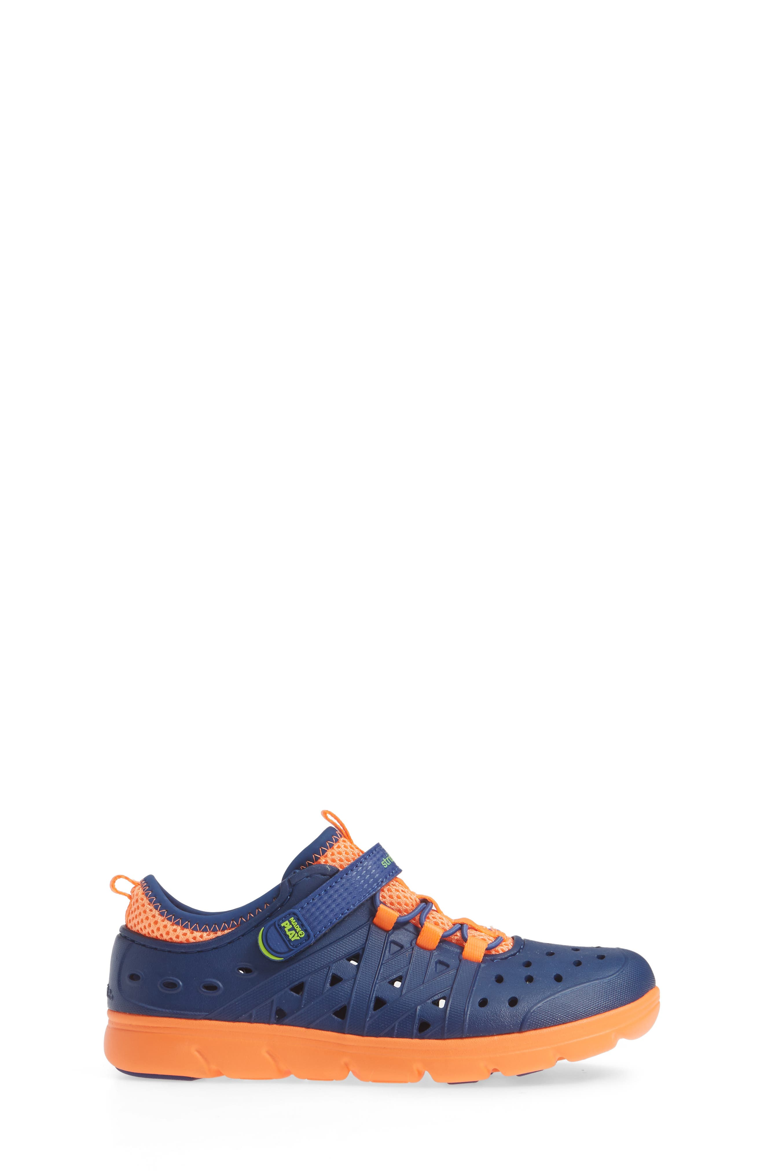 ,                             Made2Play<sup>®</sup> Phibian Sneaker,                             Alternate thumbnail 3, color,                             NAVY/ NAVY