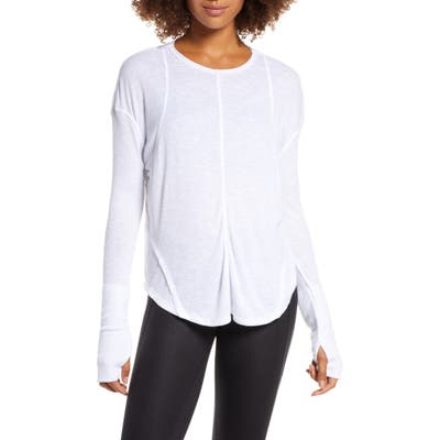 Free People Movement Lay Up Tee, White