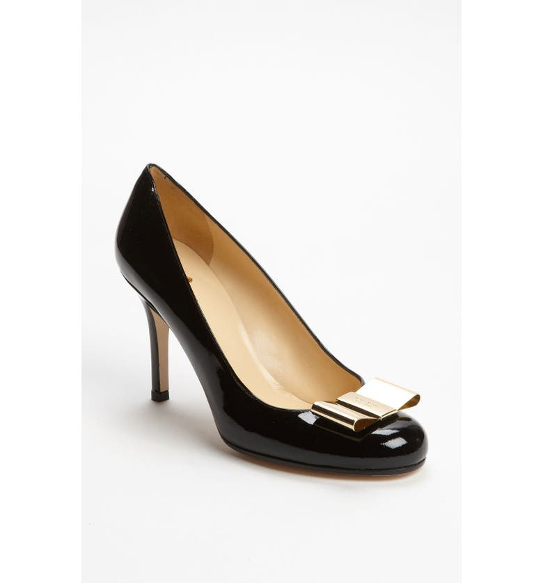 KATE SPADE NEW YORK 'karolina' pump, Main, color, 001