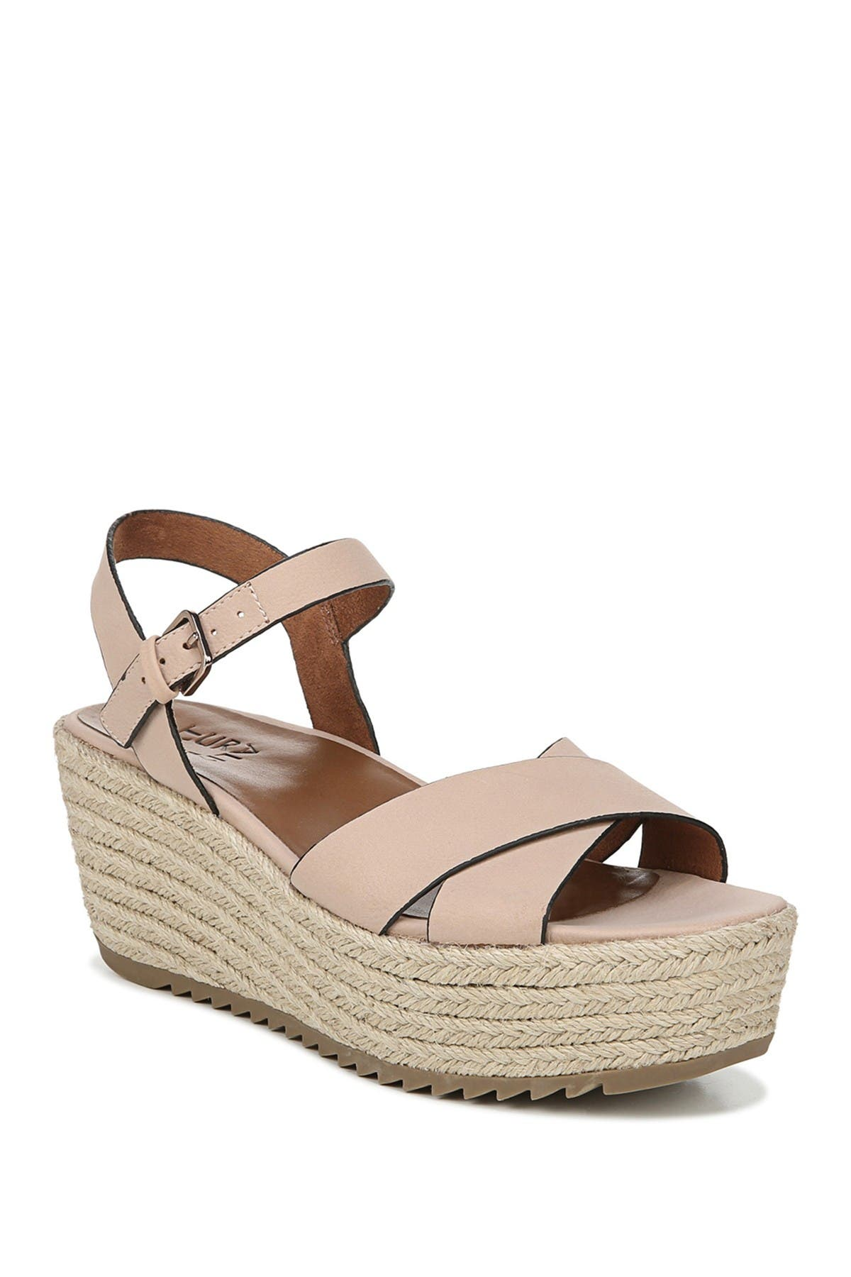 Naturalizer | Oceanna Ankle Strap Wedge