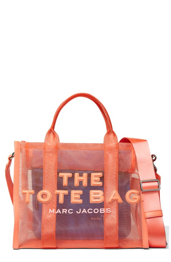 The Marc Jacobs Totes SMALL TRAVELER MESH TOTE