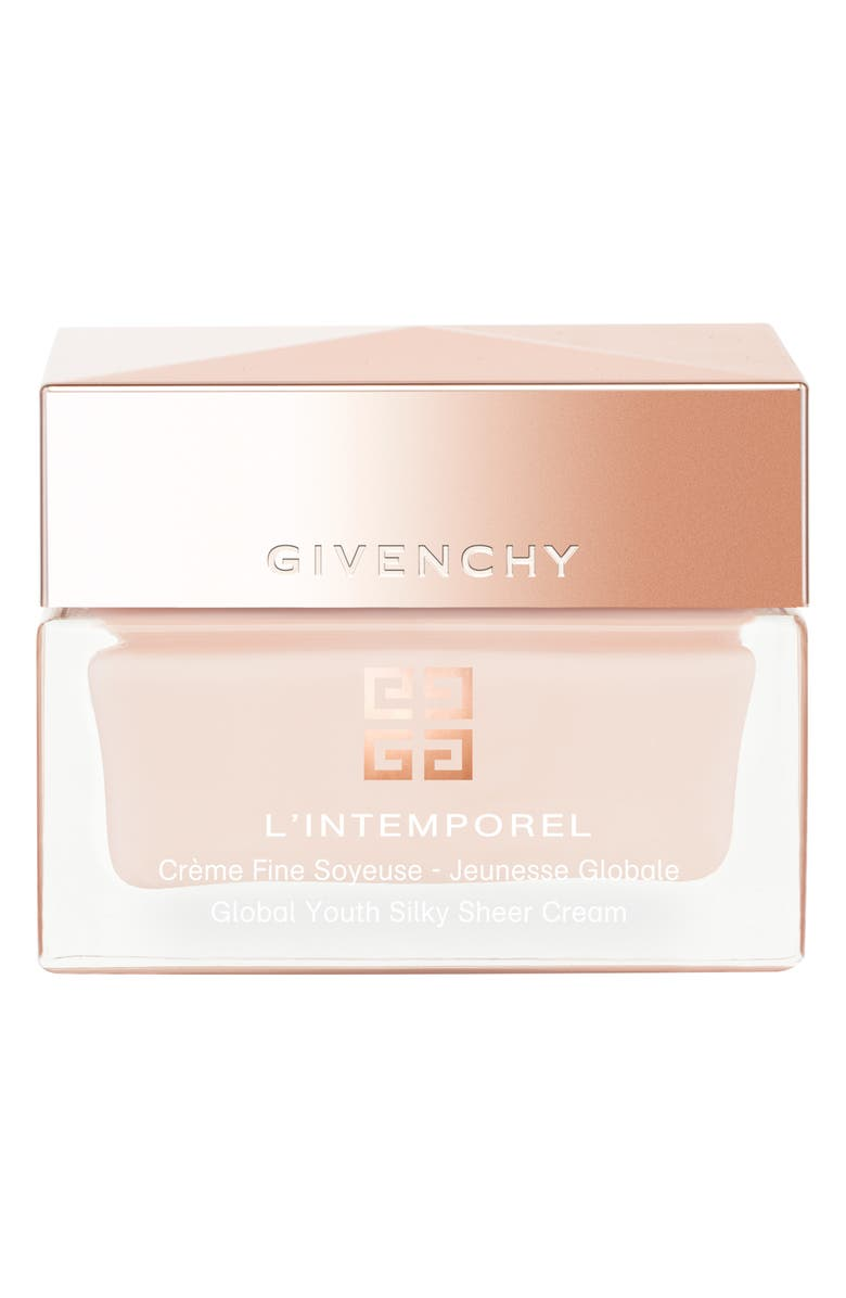 GIVENCHY L'Intemporel Global Youth Silky Sheer Cream, Main, color, NO COLOR