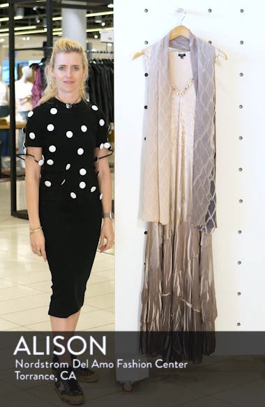 Layered Maxi Dress with Wrap, sales video thumbnail