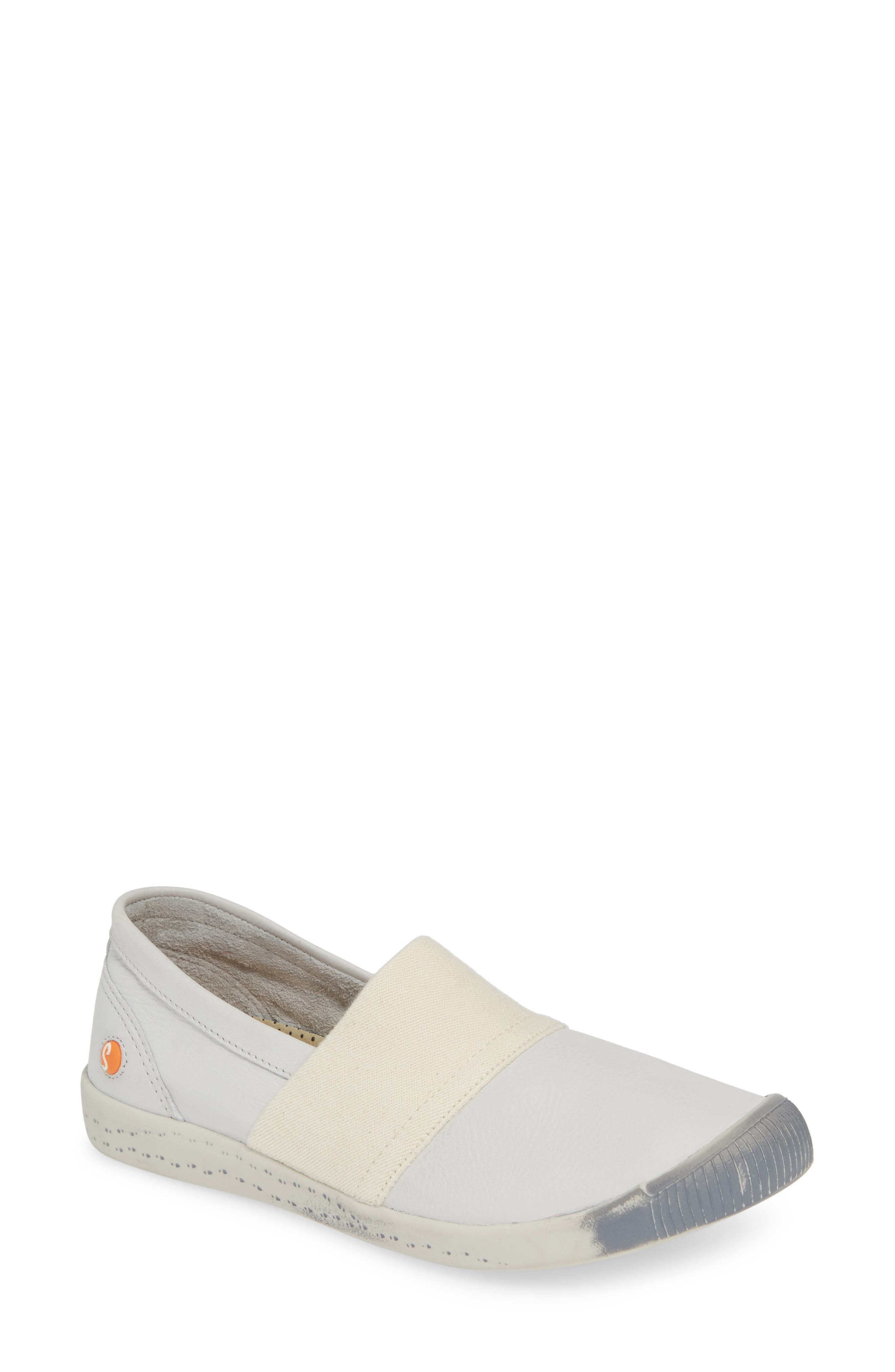 Softinos By Fly London Ino Slip-On Sneaker - White