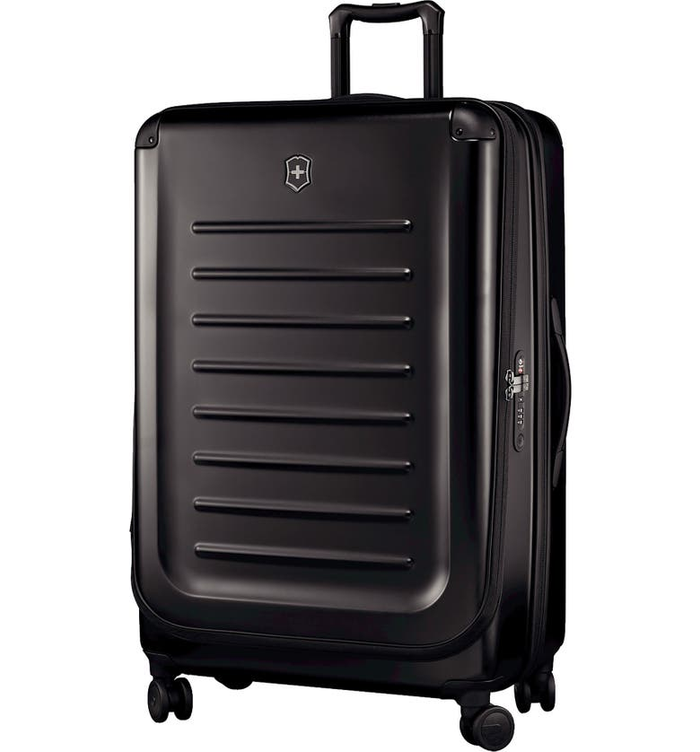 VICTORINOX SWISS ARMY<SUP>®</SUP> Spectra 2.0 32 Inch Hard Sided Rolling Travel Suitcase, Main, color, 001