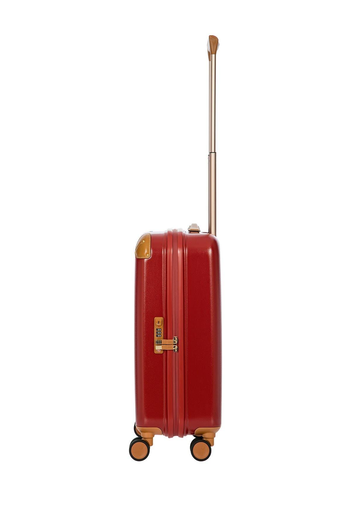 "Image of Bric's Luggage Amalfi 21"" Carry-On Spinner Suitcase"