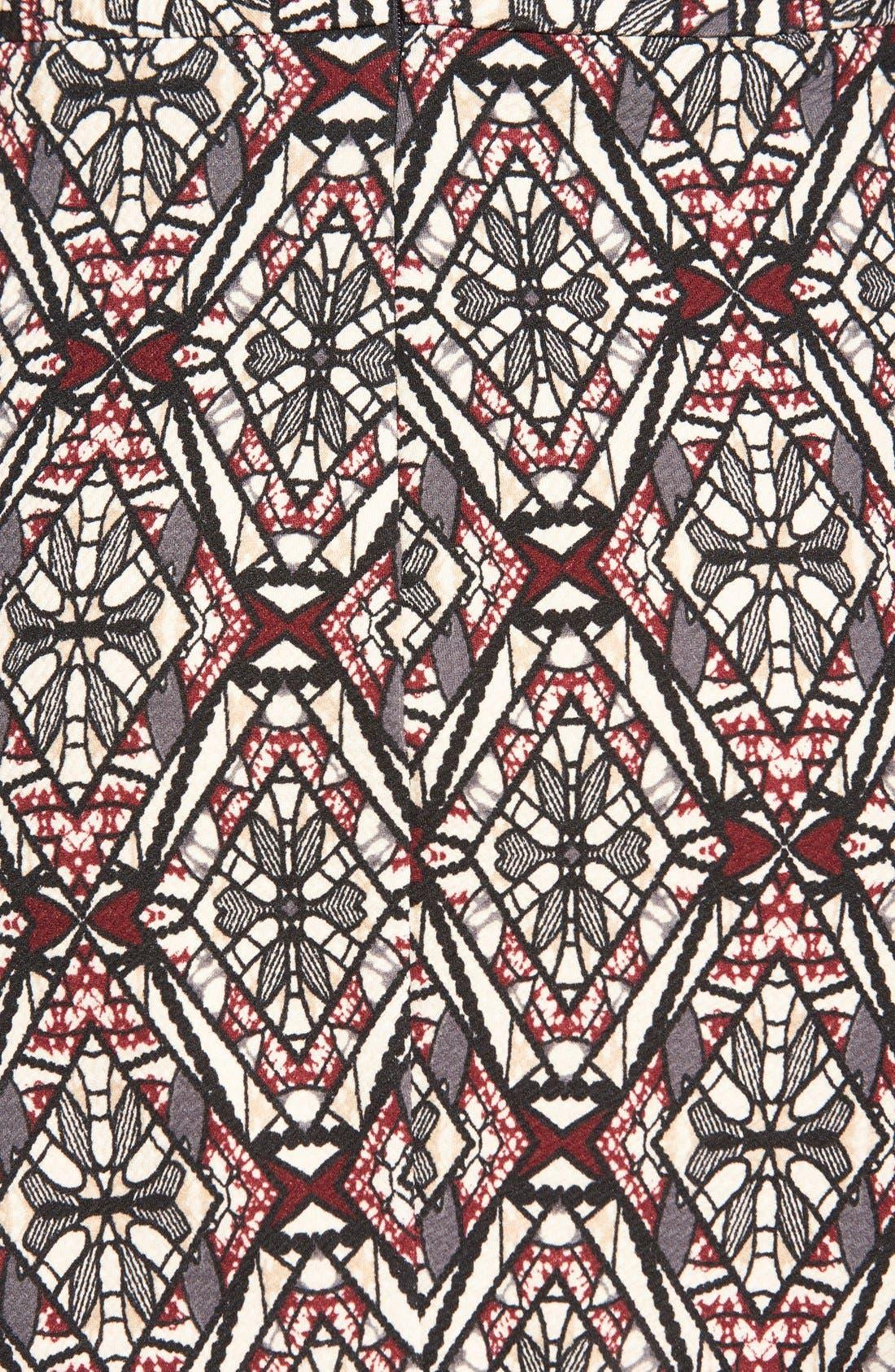 ,                             Knit Miniskirt,                             Alternate thumbnail 10, color,                             261