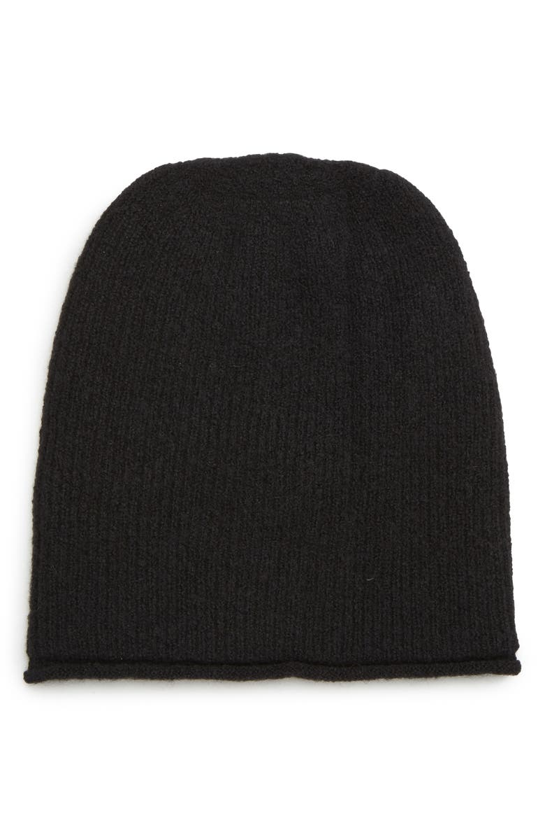 MADEWELL Kent Beanie, Main, color, TRUE BLACK