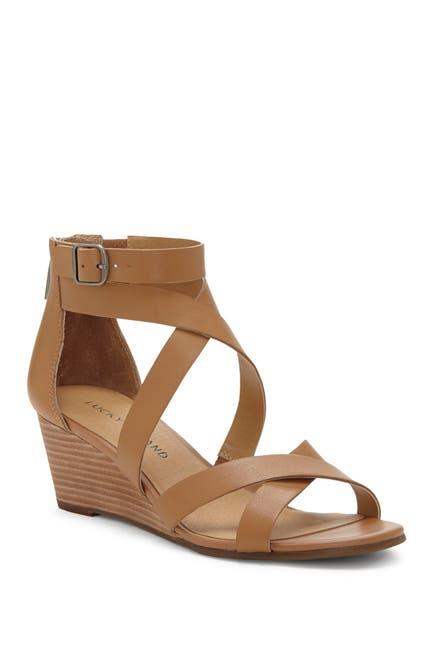 Image of Lucky Brand Jinela Wedge Sandal