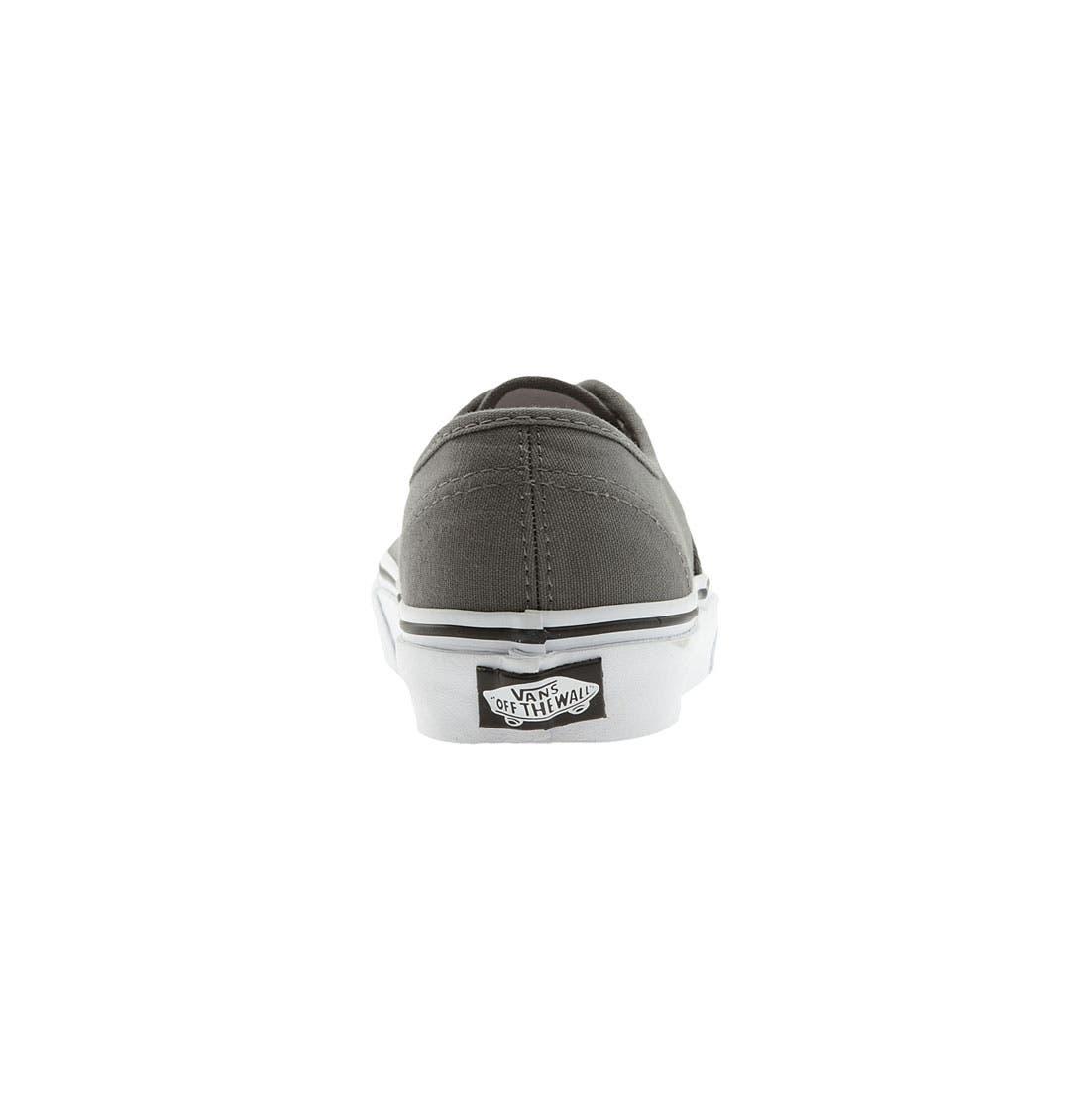 ,                             'Authentic' Sneaker,                             Alternate thumbnail 10, color,                             030