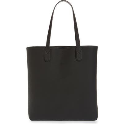 Longchamp Essential North/south Leather Tote - Black