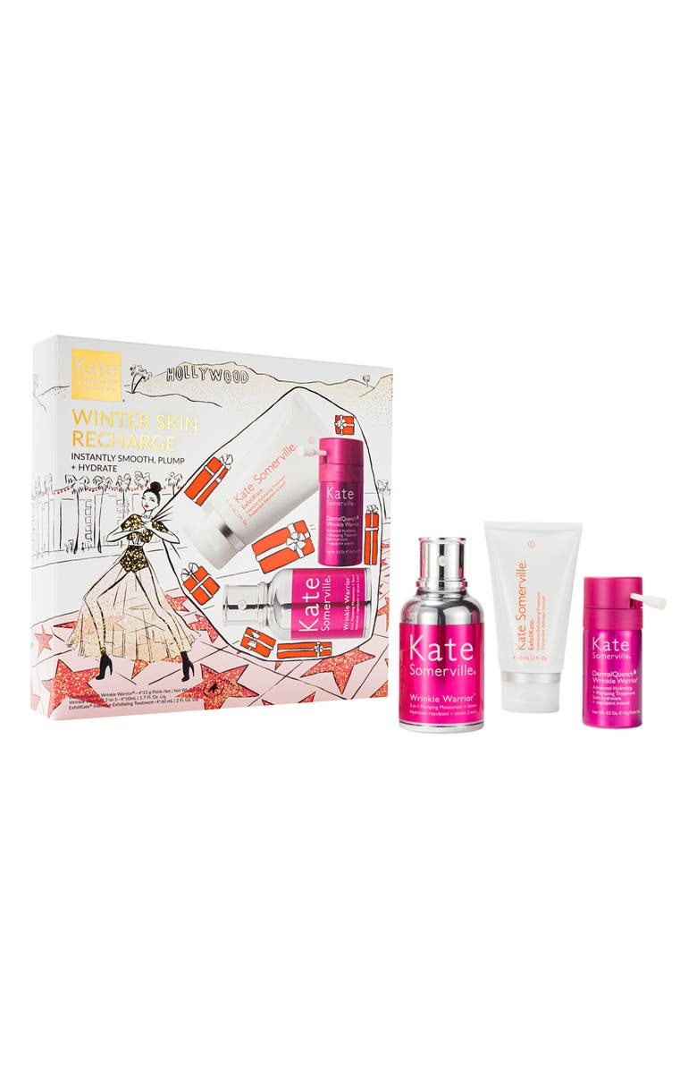 KATE SOMERVILLE<SUP>®</SUP> Winter Skin Recharge Set, Main, color, 000
