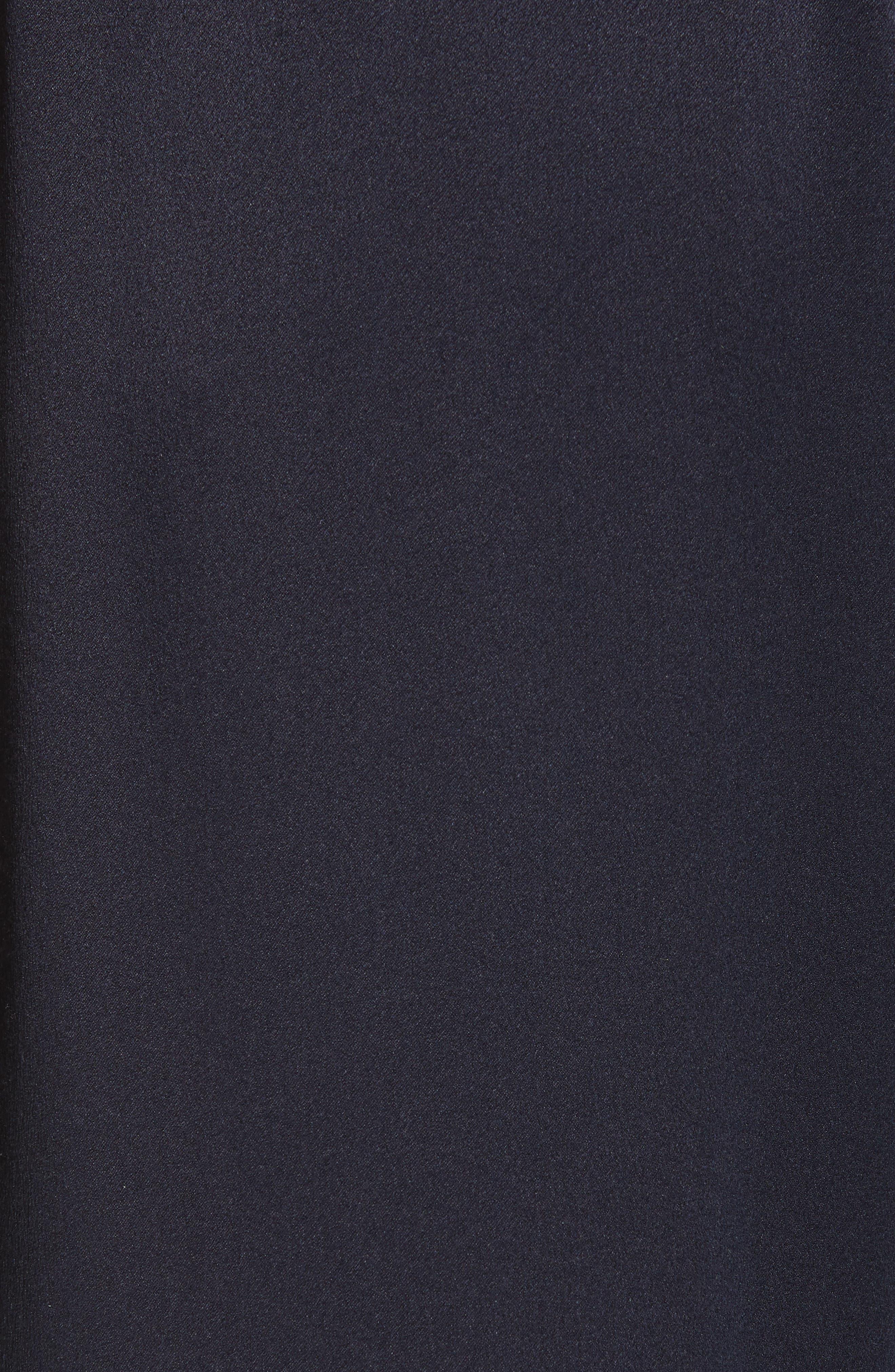 ,                             Silk Pajama Pants,                             Alternate thumbnail 6, color,                             COASTAL