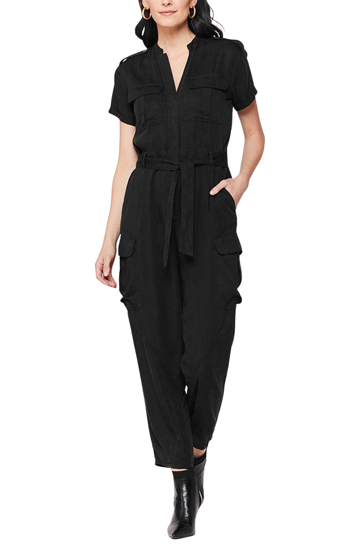 Image of Velvet Heart Greyson Short Sleeve Jumpsuit