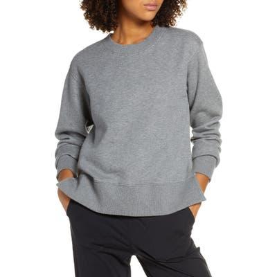 Zella Nola High/low Sweatshirt