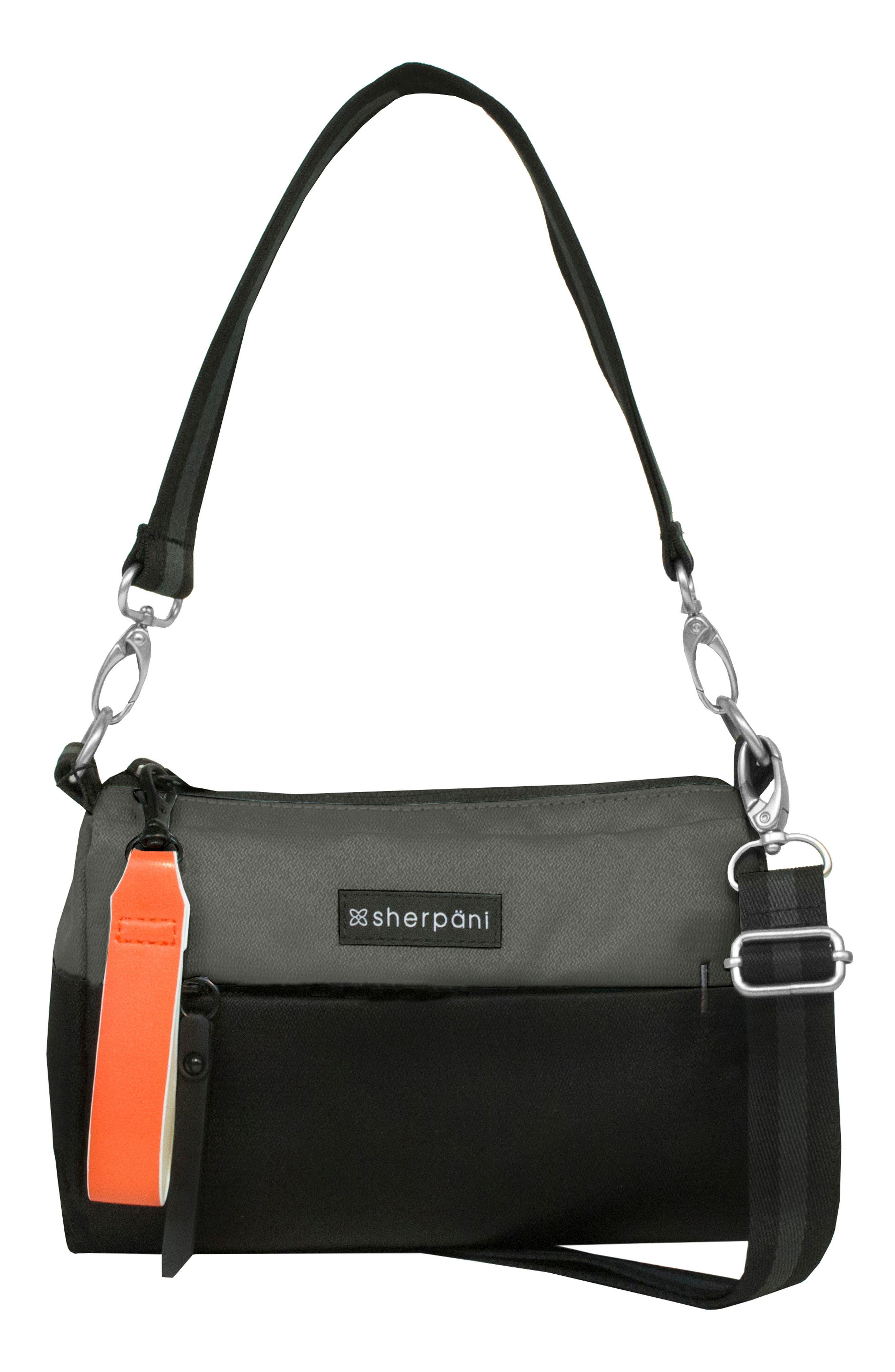 beef4f099 Sherpani Mini Skye Convertible Crossbody Bag - Grey