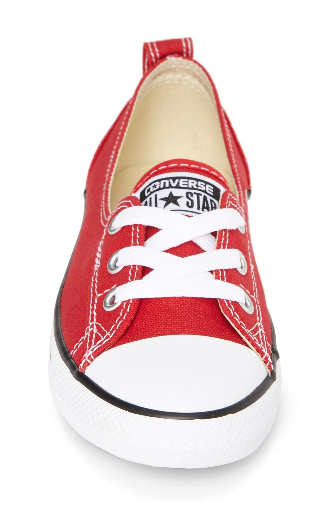 ,                             Chuck Taylor<sup>®</sup> All Star<sup>®</sup> Ballet Canvas Sneaker,                             Alternate thumbnail 25, color,                             600