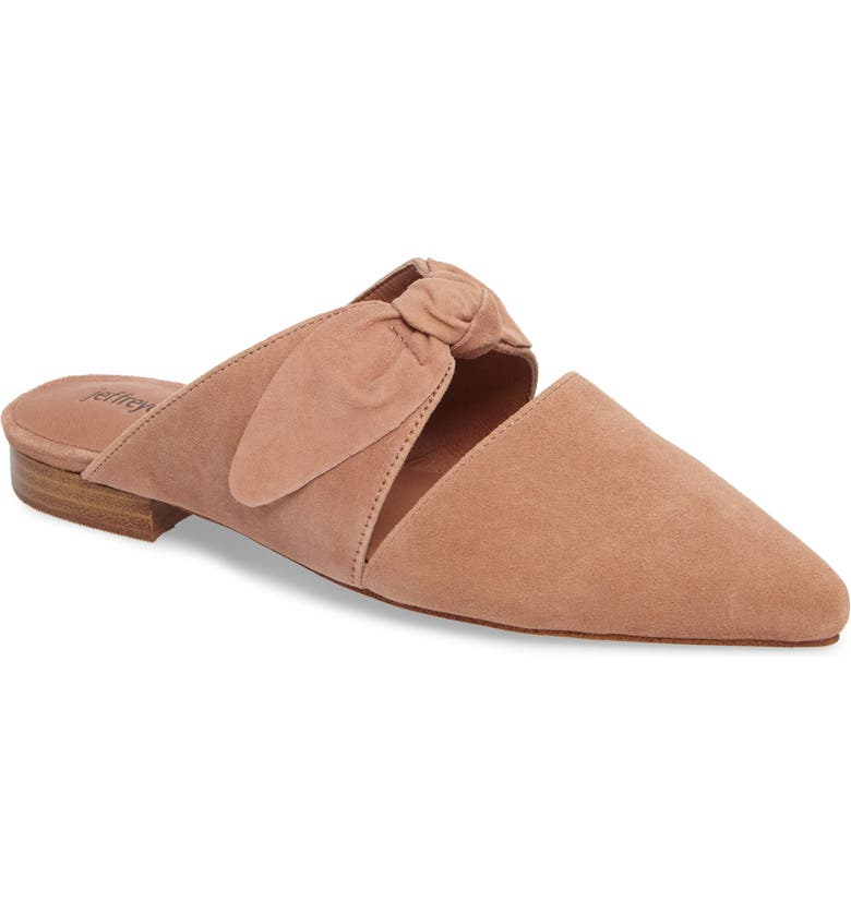 JEFFREY CAMPBELL Charlin Bow Mule, Main, color, 694