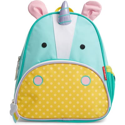 Toddler Skip Hop Zoo Pack Backpack - Yellow