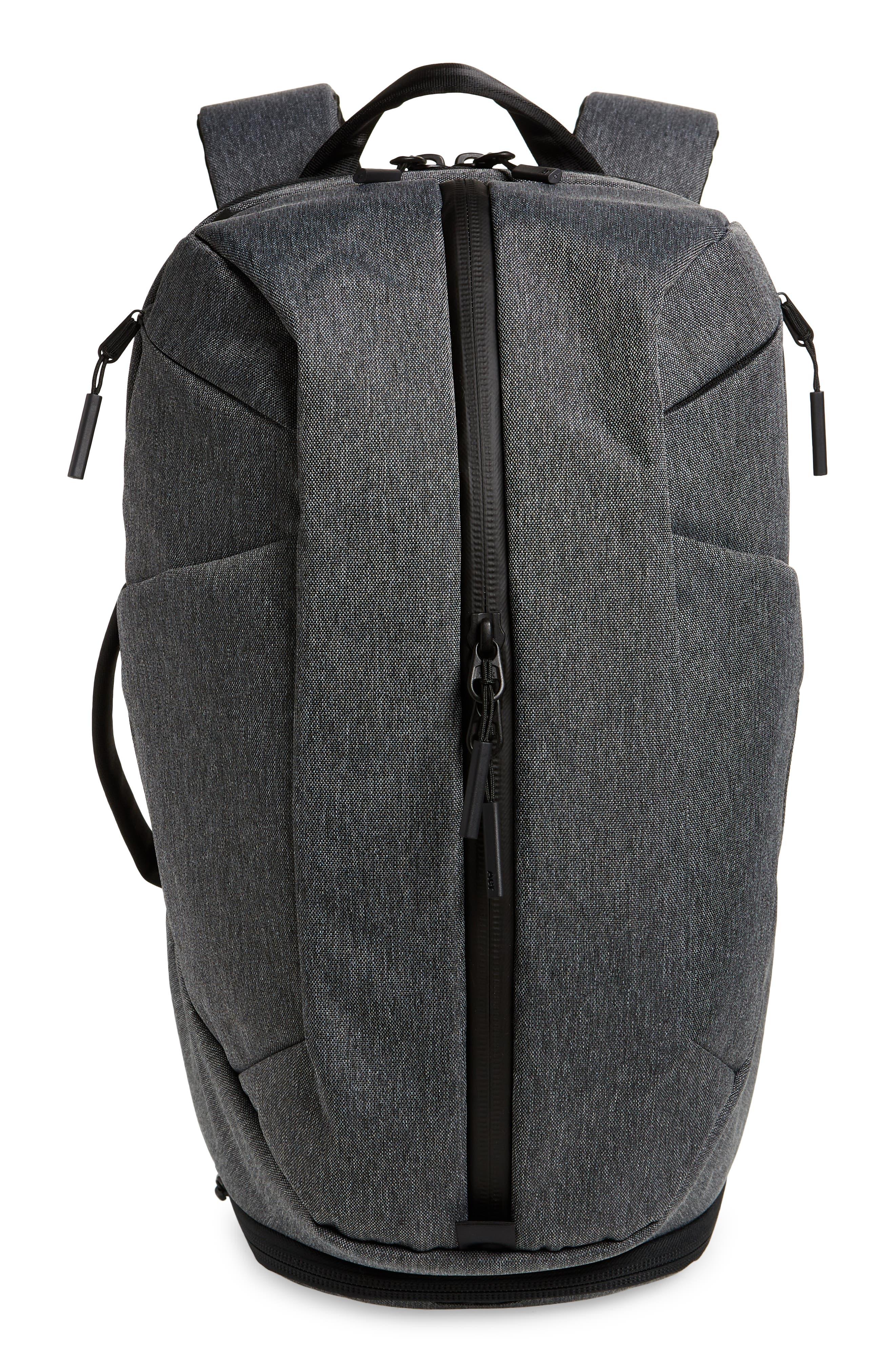 Water Resistant Duffle Backpack