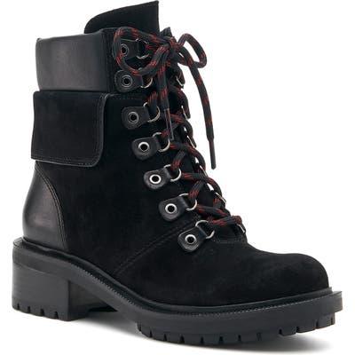 Botkier Madigan Hiking Boot, Black