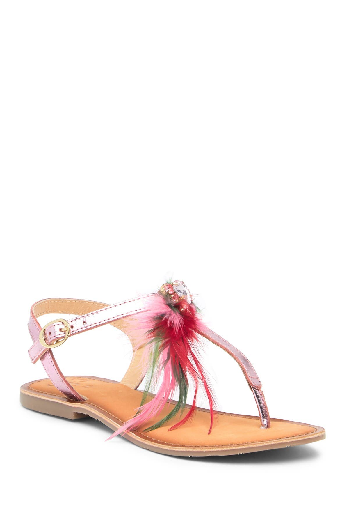 Image of SJS Honolulu Flat Sandal