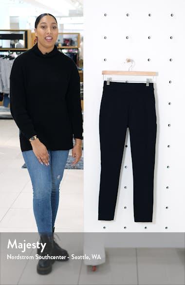 The Perfect Black Pants - Back Seam Skinny Pants, sales video thumbnail