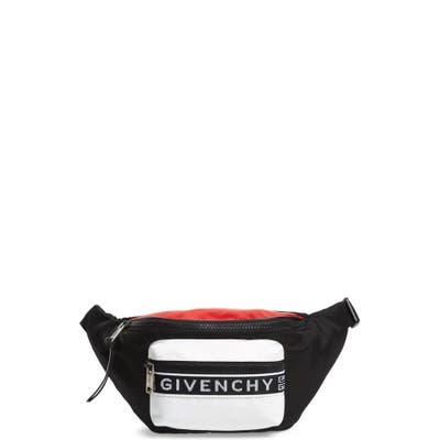 Givenchy Logo Belt Bag - Black