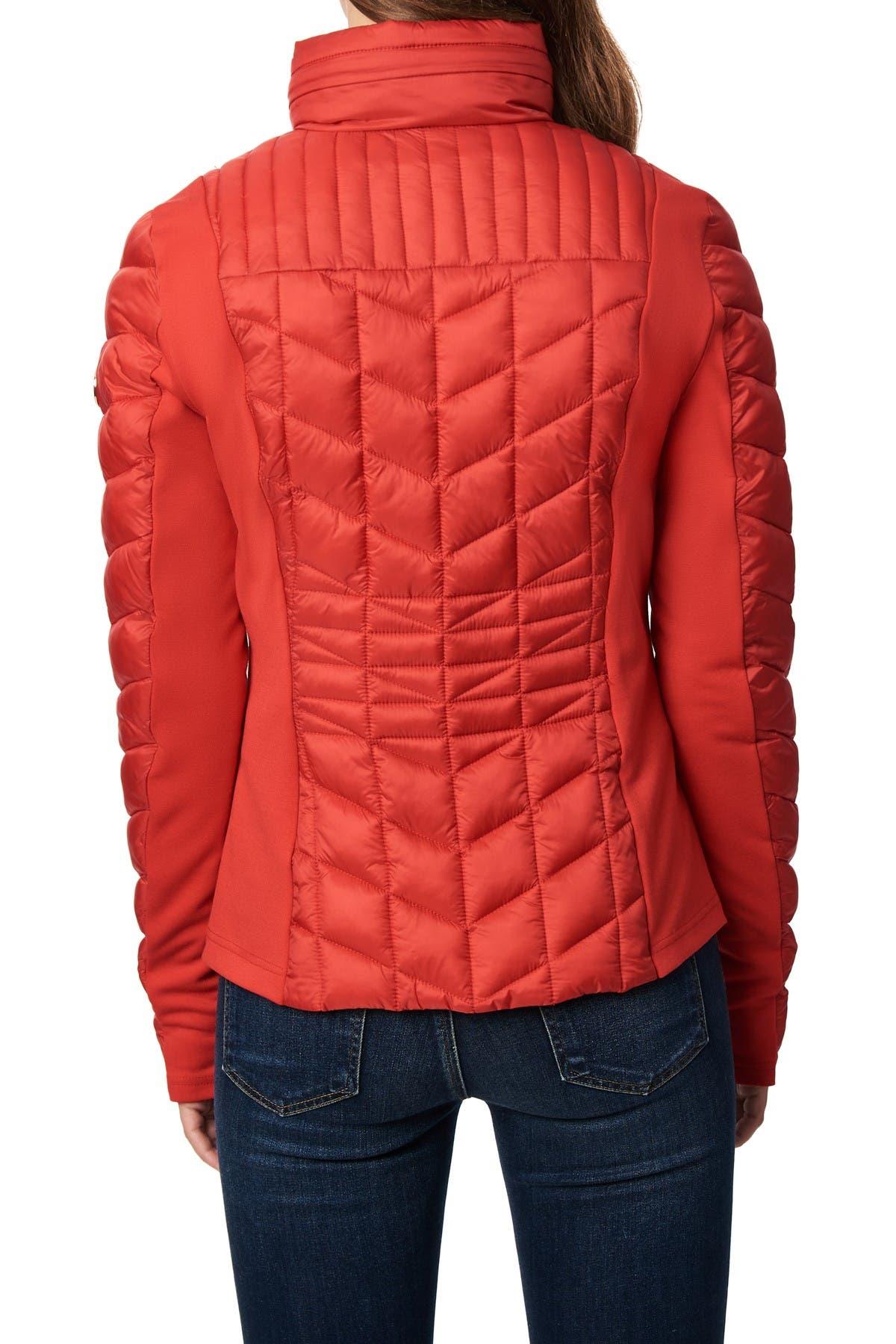 Bernardo Woven Quilted Jacket