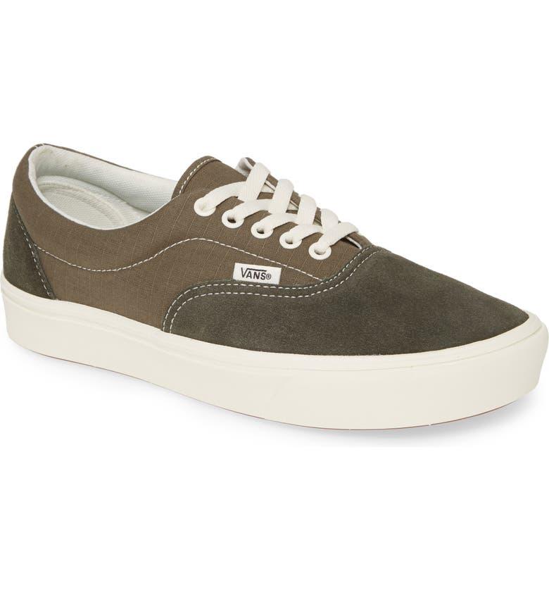VANS ComfyCush Era Sneaker, Main, color, FOREST NIGHT/ GRAPE LEAF