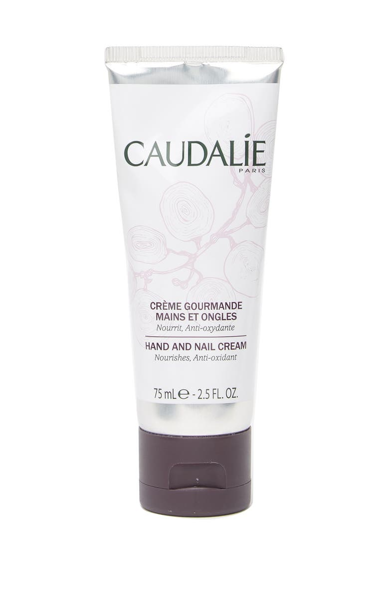 CAUDALÍE Hand and Nail Cream, Main, color, NO COLOR