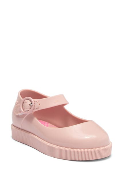 Image of Zaxy Caramel Mary Jane Shoe