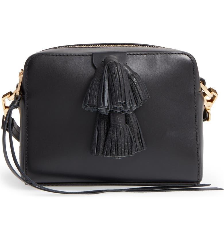 REBECCA MINKOFF 'Mini Sofia' Crossbody Bag, Main, color, 001