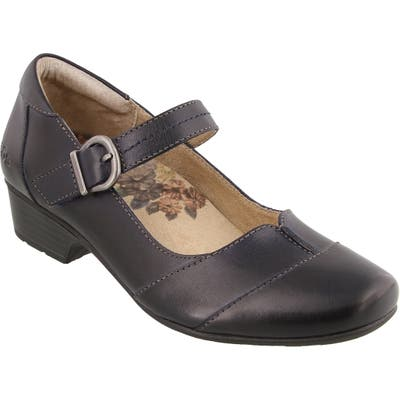 Taos Balance Mary Jane Pump, Blue