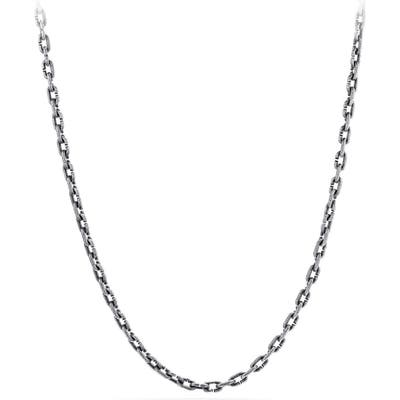 David Yurman Shipwreck Chain Necklace
