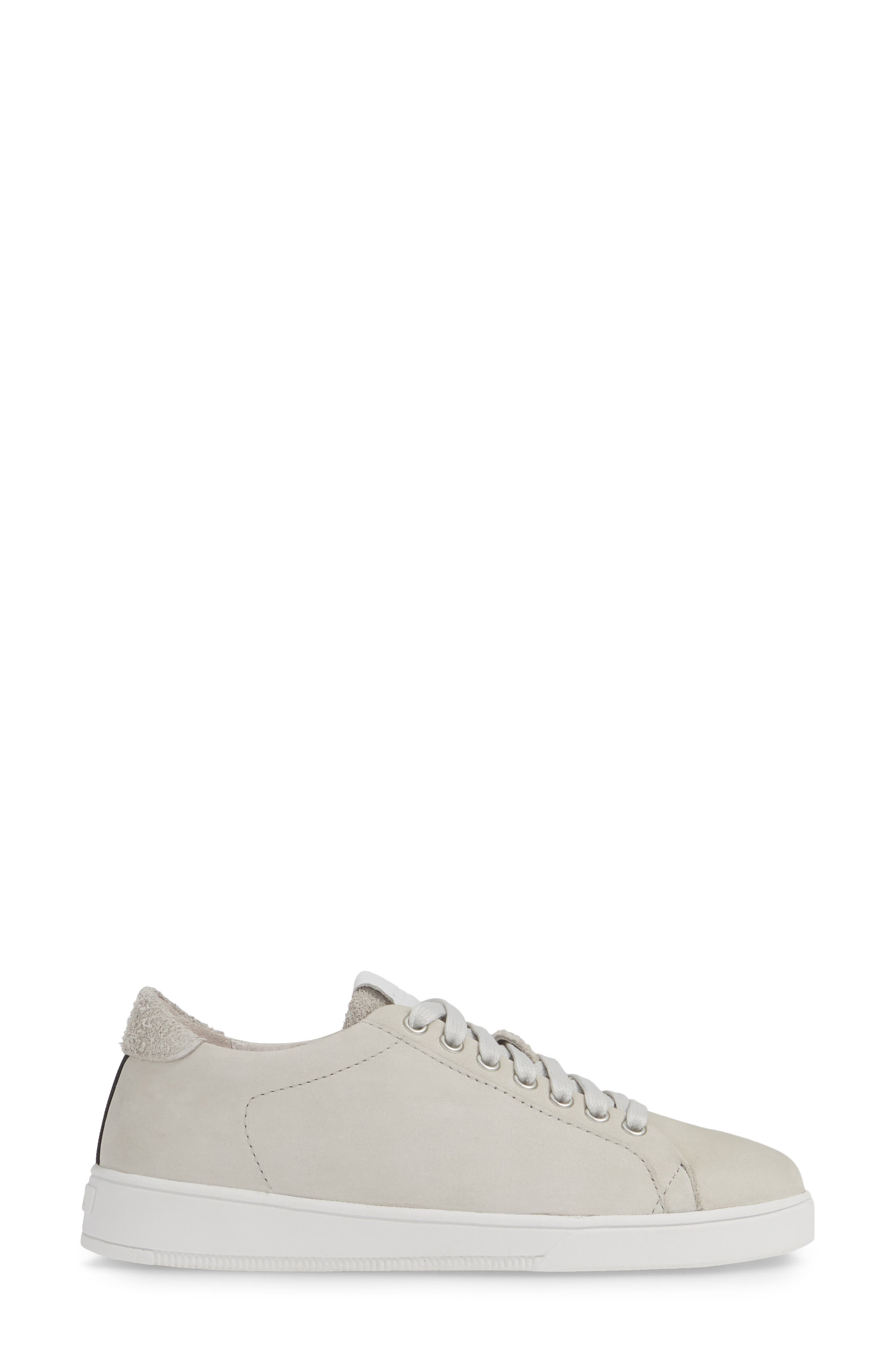 ,                             RL85 Low Top Sneaker,                             Alternate thumbnail 3, color,                             MOONSTRUCK LEATHER
