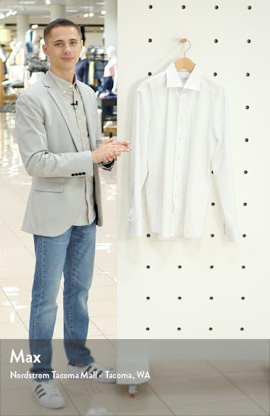 Slim Fit Pattern Dress Shirt, sales video thumbnail