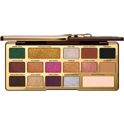 Too Faced Chocolate Gold Eyeshadow Palette - No Color