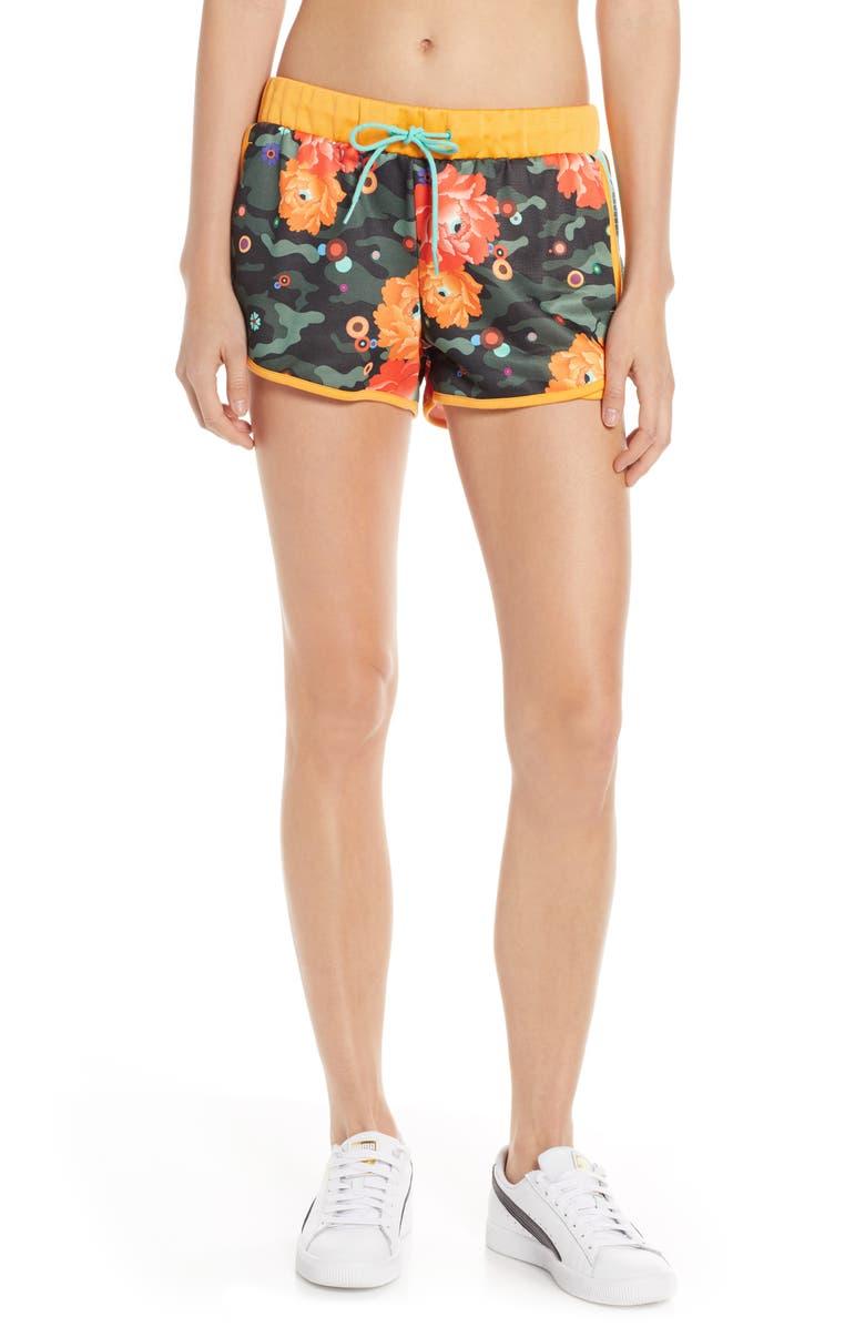PUMA x Sue Tsai Shorts, Main, color, 001