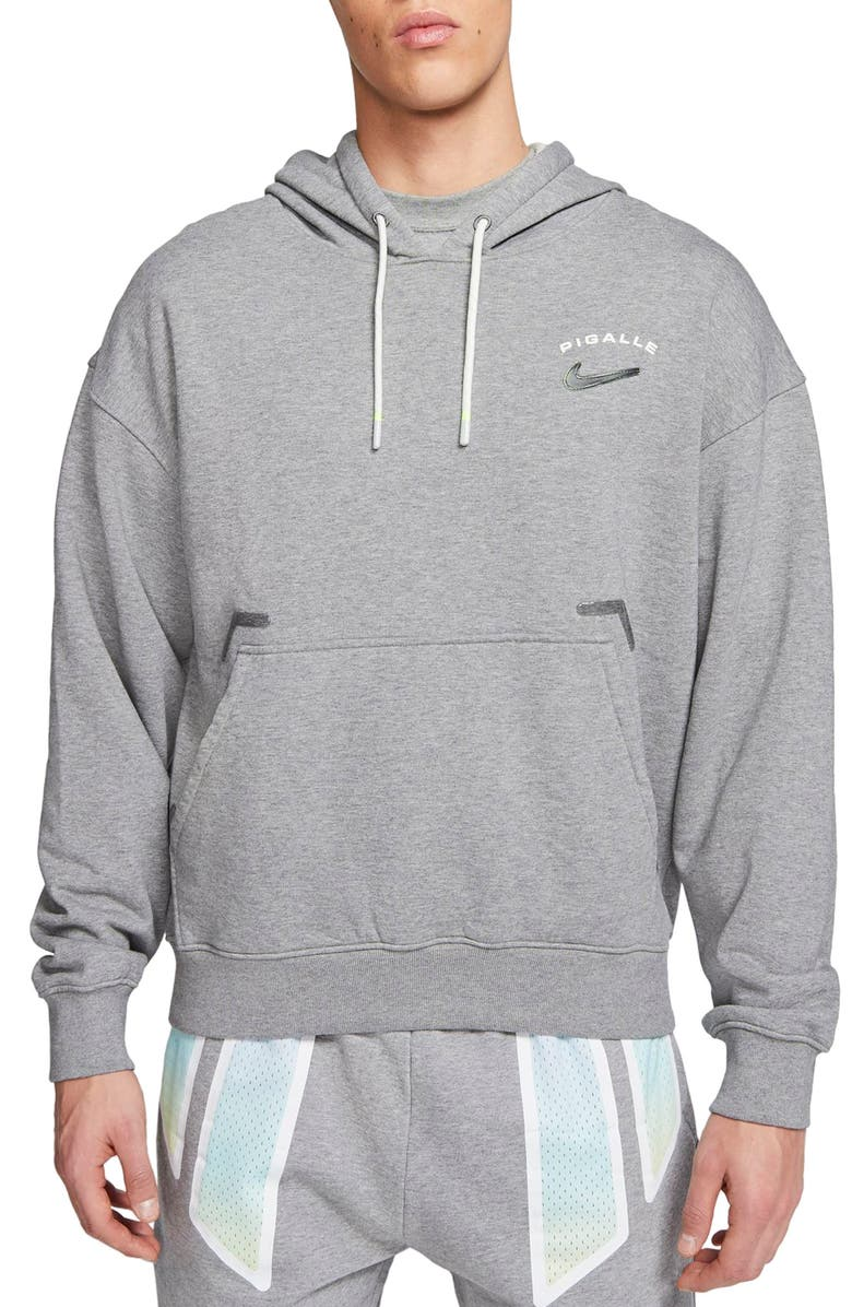 NIKE NRG Pigalle Hooded Sweatshirt, Main, color, 063