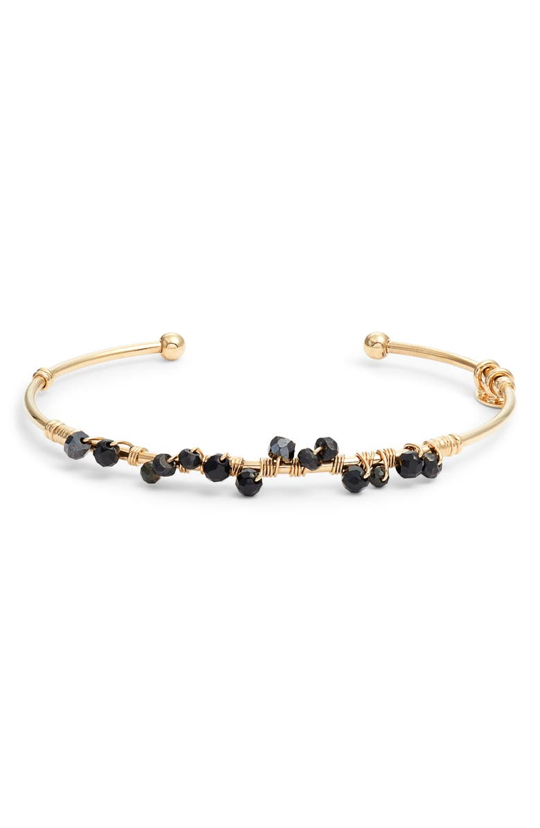 GAS BIJOUX Calliope Cuff Bracelet, Main, color, 005