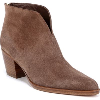 Vince Havana Notch Bootie, Brown