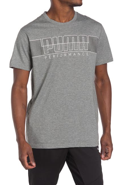 Image of PUMA Slogan T-Shirt