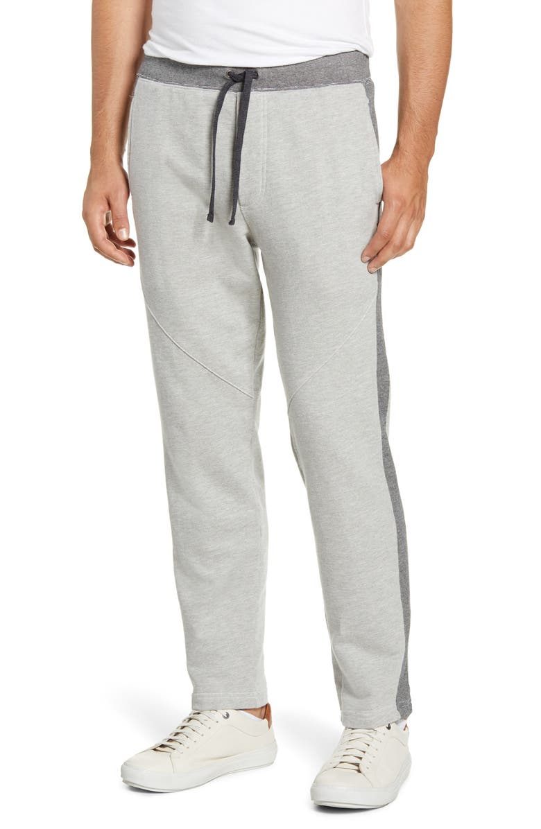 MILLS SUPPLY BY SPLENDID Highland Relaxed Fit Sweatpants, Main, color, GREY HEATHER